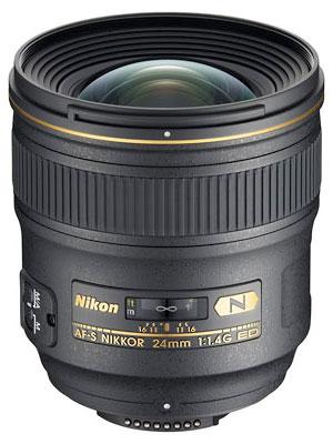 Foto vom AF-S Nikkor 1,4/24mm G ED