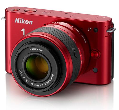Foto der Nikon 1 J1