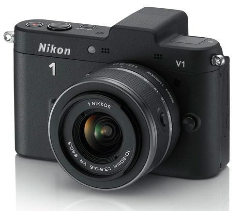 Foto der Nikon 1 V1