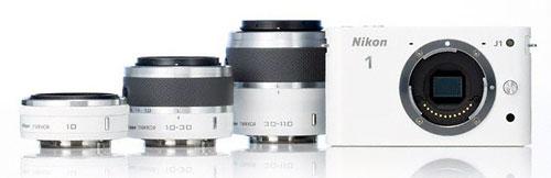 Foto vom Nikon 1 Lineup
