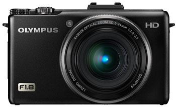 Foto der XZ-1 von Olympus