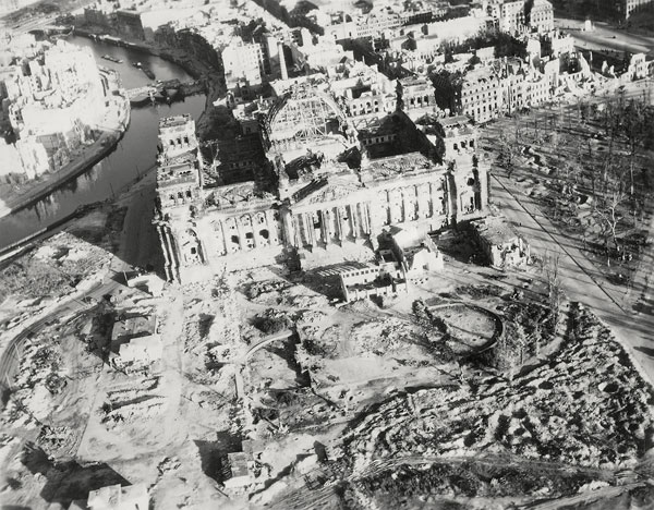 Battle for the reichstag again axis history forum for Germany rebuilding after ww2