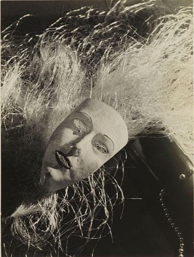 Foto Werner Rohde: Karneval, 1928