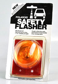 Foto vom Polaroid Safety Flasher