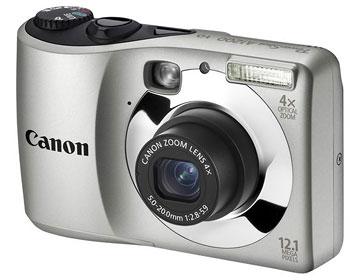 Foto der PowerShot A1200 von Canon