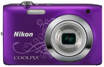 Foto der Coolpix S2600 von Nikon