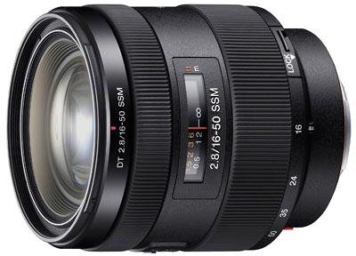 Foto vom Sony DT 2,8/16-50 mm - SAL1650F28