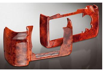 Foto vom Holzgehäuse der SD1 Wood Edition von Sigma
