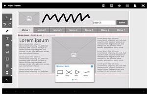Screen Adobe Proto