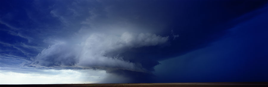 Foto Kevin Erskine, Supercell 1, Cheyenne Wells, Colorado, 2011