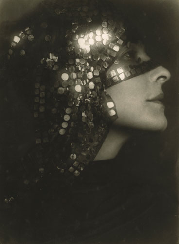 Foto Trude Fleischmann: Sibylle Binder, Schauspielerin, Wien um 1935