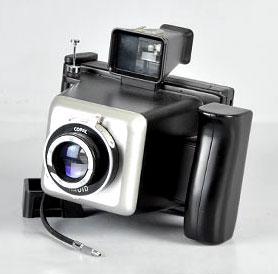 Foto vom Prototyp einer Type-80-Kamera