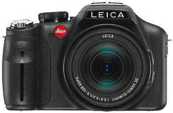Foto der V-Lux 3 von Leica