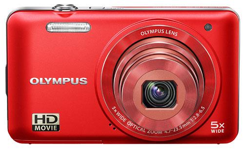 Foto der VG-160 von Olympus