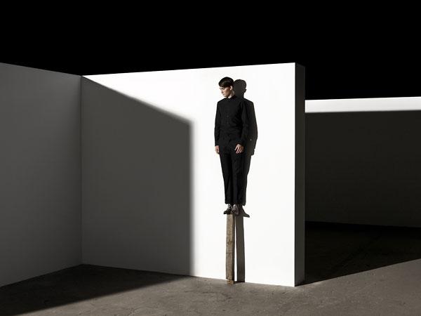 Foto Andre Hemstedt & Tine Reimer, HfK Bremen: Konstruktion von Bewegung