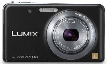 Foto der Lumix FX80 von Panasonic