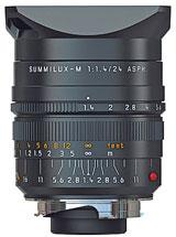 Foto vom Summilux-M 1:1,4/24 mm ASPH.