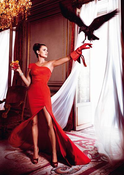 Penelope Cruz, fotografiert von Kristian Schuller