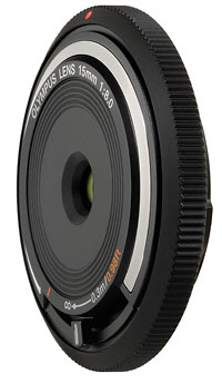 "Foto Body Cap Lens"" 8/15 mm"