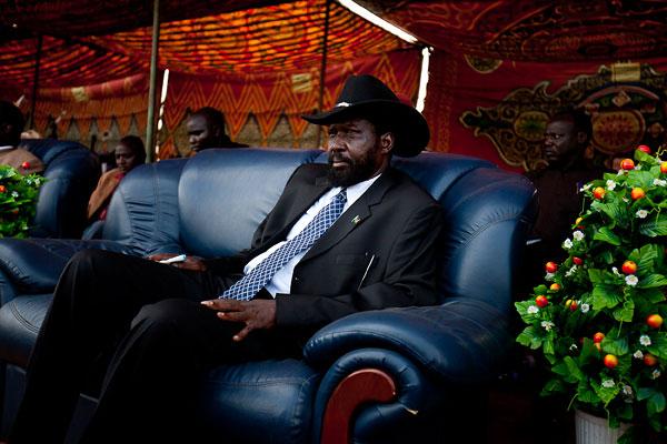 "Foto Trevor Snapp, aus der Serie ""South Sudan"""