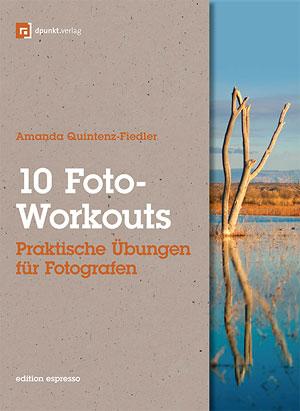 Titel Amanda Quintenz-Fiedler: 10 Foto-Workouts