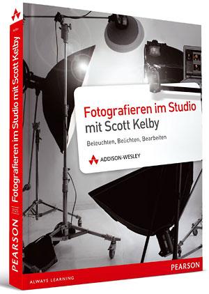 Titel Scott Kelby: Fotografieren im Studio