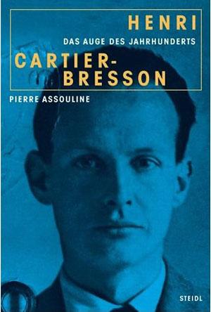 Titel Henri Cartier-Bresson: Das Auge des Jahrhunderts