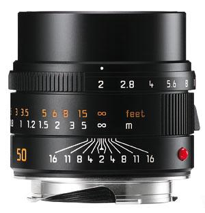 Foto vom APO-Summicron-M 1:2/50 mm ASPH. von Leica