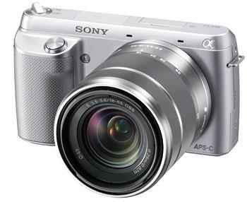 Foto NEX-F3 von Sony