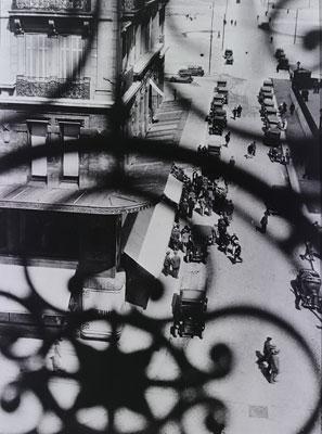 Foto Làszló Moholy-Nagy, Marseille, 1928
