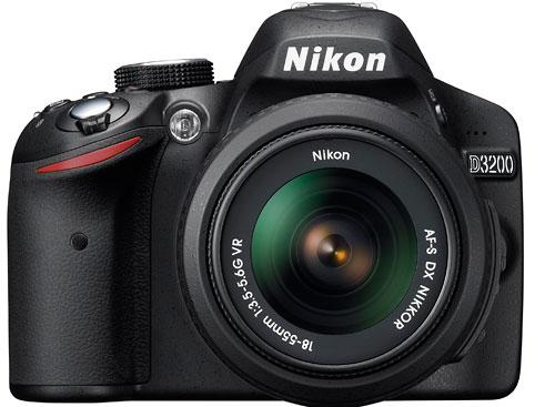 Nikon D3200