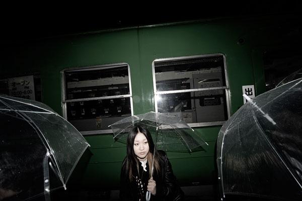 """Foto Salvi Danés, aus der Serie """"Dark Isolation, Tokyo"""""""