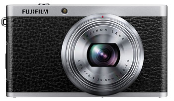 Foto der Fujifilm XF1