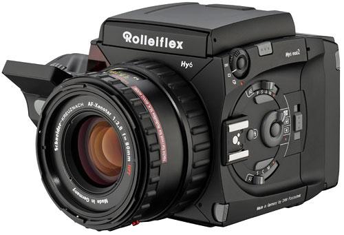 Foto Rolleiflex Hy6 Mod2