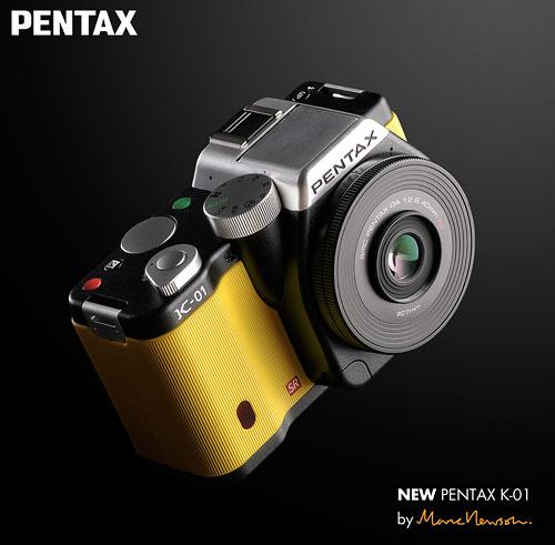 Foto der Pentax K-01