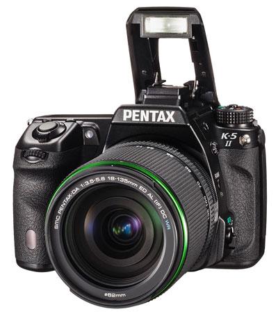 Foto Pentax K-5 II