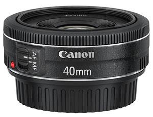 Foto vom EF 2,8/40 mm STM von Canon