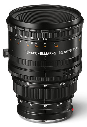 Foto TS-APO-Elmar-S 1:5,6/120 mm ASPH