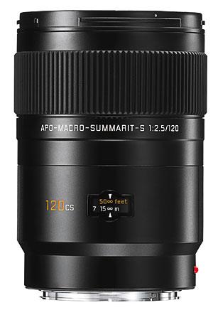 Foto vom APO-Macro-Summarit-S 1:2,5/120 mm (CS) von Leica