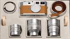 Foto der Leica M9-P »Edition Hermès« -Série Limitée Jean-Louis Dumas