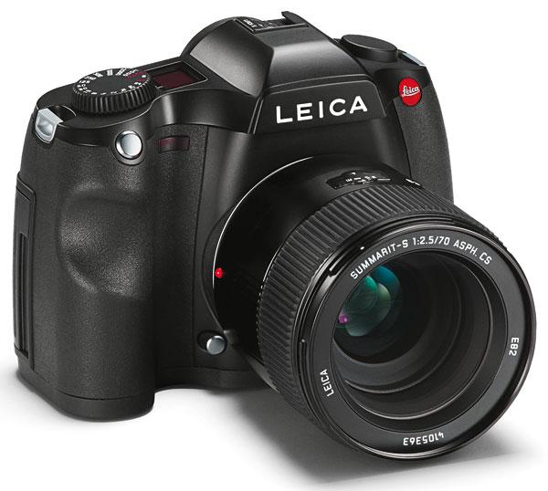 Foto Leica S