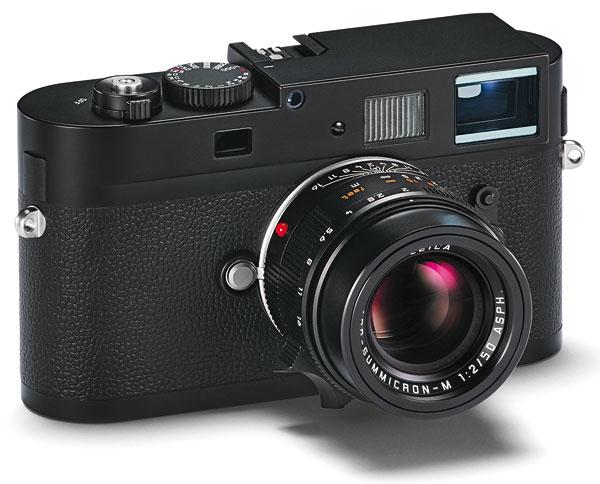 Foto der Leica M Monochrom