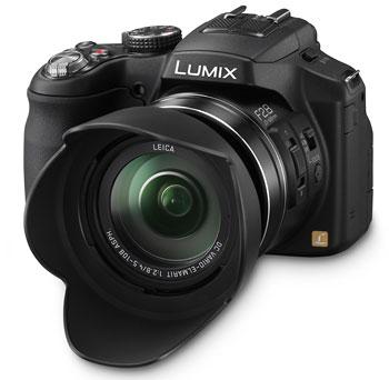 Foto der Lumix FZ200