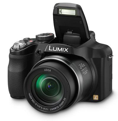Foto der Lumix FZ62