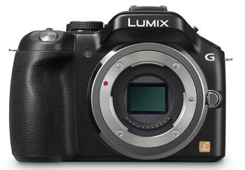 Foto der Lumix G5