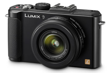 Foto der Lumix LX7