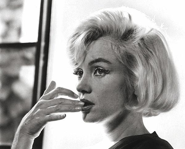 Foto Allan Grant, Letztes Foto von Marilyn fotografiert am 6. Juli 1962