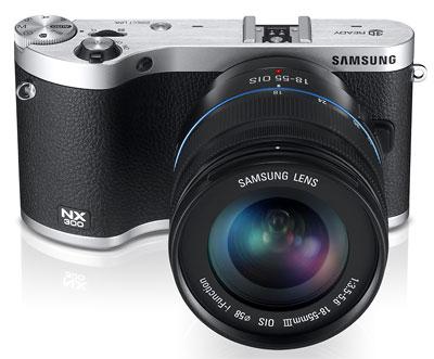 Foto Samsung NX300