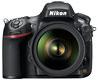 Foto der D800 von Nikon