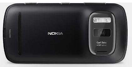 Foto 808 PureView von Nokia